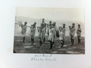 Bhantu scouts Andamans